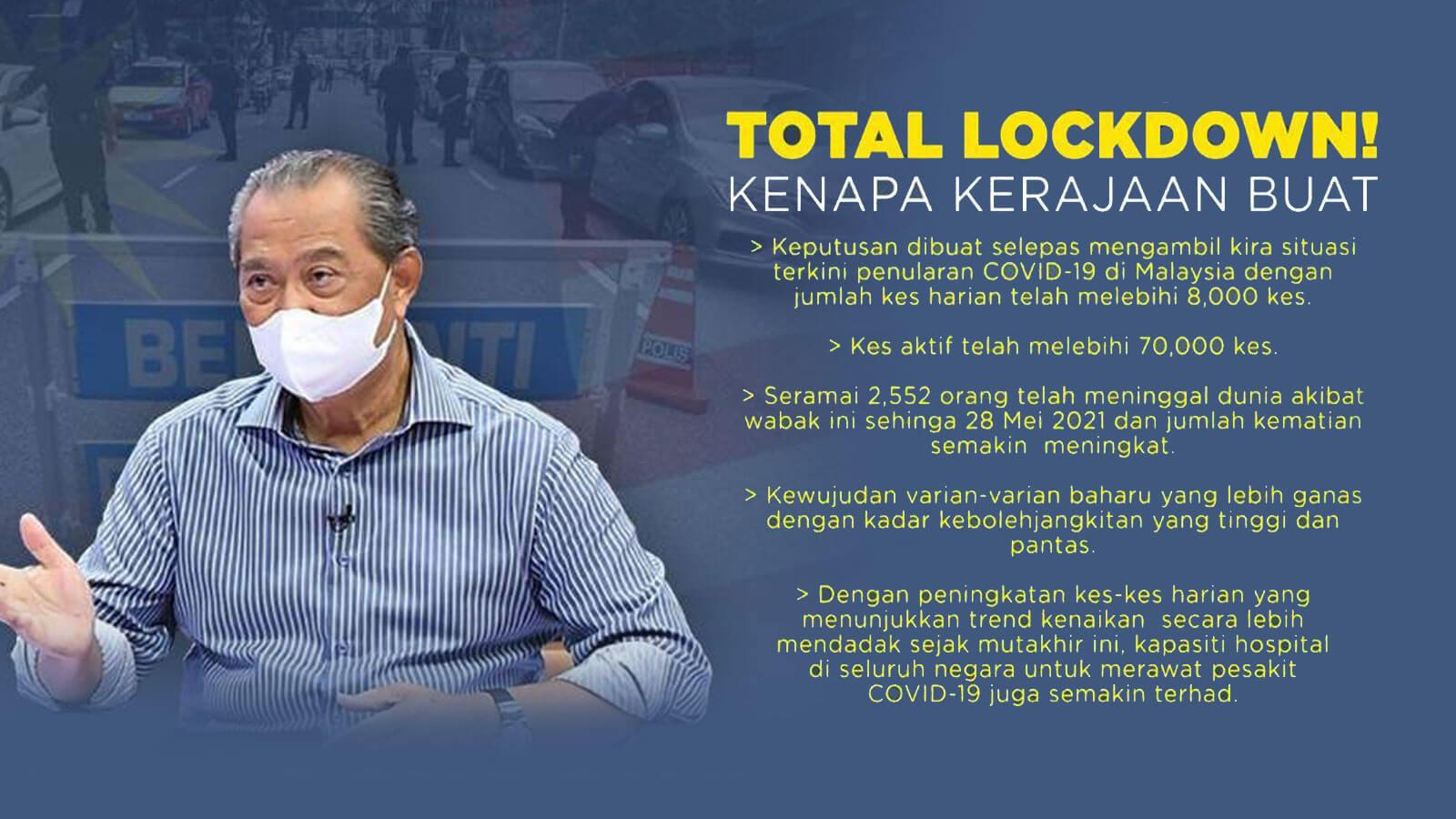 """Featured image for """"3 things employers should note about Malaysia's total lockdown (PKP Fasa) from 1 June 2021"""""""