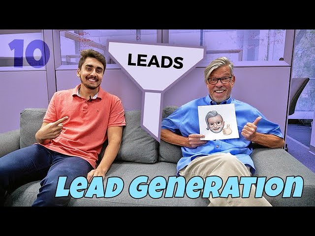 """Featured image for """"SPLAT Episode 10 – What is Lead Generation?"""""""